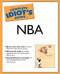 Complete Idiot's Guide to the NBA (Complete Idiot's Guides) Cover