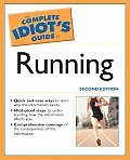 Complete Idiot's Guide To Running (2ND 03 Edition) Cover