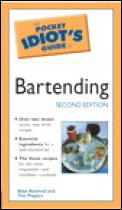 Pocket Idiot's Guide to Bartending, 2e