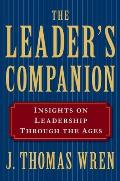 Leaders Companion Insights on Leadership Through the Ages