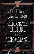 Corporate Culture & Performance