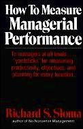 How To Measure Managerial Performance