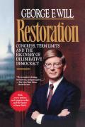Restoration Congress Term Limits & The R