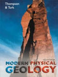 Modern Physical Geology - Text Only (2ND 97 Edition)