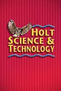 Holt Science and Technology Cover