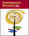 Contemporary Business 10TH Edition