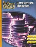 Holt Science & Technology Electricity and Magnetism, Short Course N