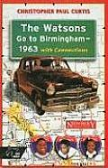 The Watsons Go To Birmingham 1963 Cover