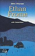 Ethan Frome W/Conn (Hrw Library) Cover
