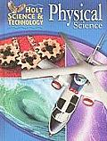 Holt Science and Technology