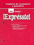 Expresate Cover