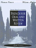 French for Oral and Written Review (Study Guide) (5TH 93 Edition)