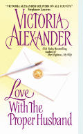 Love with the Proper Husband (Avon Historical Romance) Cover