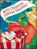 Merry Christmas Princess Dinosaur
