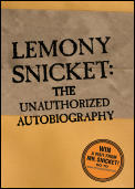 Series Of Unfortunate Events Lemony Snicket The Unauthorized Autobiography