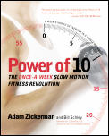 Power Of 10 The Once A Week Motion Fitne