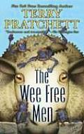 Wee Free Men : a Story of Discworld (04 Edition) Cover