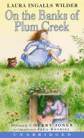 On the Banks of Plum Creek (Little House the Laura Years) Cover