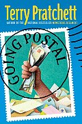Going Postal: A Novel of Discworld Cover