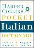 Harpercollins Pocket Italian Dictionary 2ND Edition