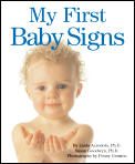 My First Baby Signs (Baby Signs) Cover