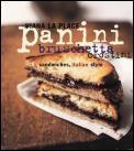 Panini Bruschetta Crostini Sandwiches Italian Style