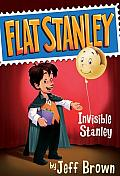 Invisible Stanley (Stanley Lambchop Adventures) Cover