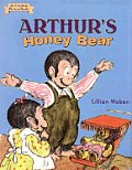 Arthur's Honey Bear (I Can Read Books) Cover