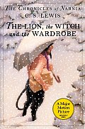Chronicles of Narnia #02: The Lion, the Witch and the Wardrobe (Rpkg) Cover