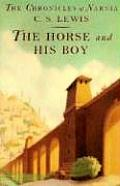Horse & His Boy Chronicles Of Narnia