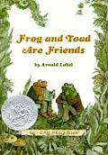 Frog and Toad Are Friends (I Can Read Book) Cover