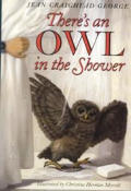 Theres An Owl In The Shower