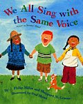 We All Sing with the Same Voice with CD (Audio)