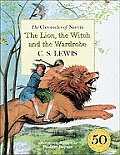 Lion The Witch & The Wardrobe Anniversar
