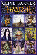Abarat (Abarat #01) Cover
