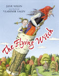 The Flying Witch Cover