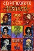 Abarat Book 2: Days Of Magic, Nights Of War by Clive Barker