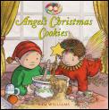 Angels Christmas Cookies