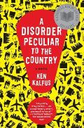 A Disorder Peculiar to the Country Cover