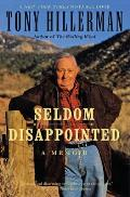 Seldom Disappointed: A Memoir Cover