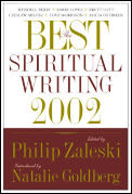 The Best Spiritual Writing 2002 (Best American Spiritual Writing) Cover