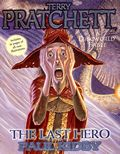 The Last Hero: A Discworld Fable Cover