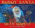 Robot Santa Further Adv Of Santas Twin