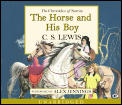 The Horse and His Boy (Chronicles of Narnia) (Abridged) Cover