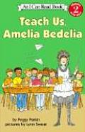 Teach Us Amelia Bedelia I Can Read Book