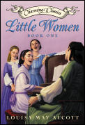 Little Women Book One Book & Charm With Cameo Charm