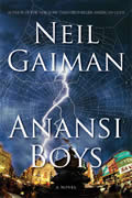 Anansi Boys: A Novel Cover