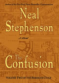 The Confusion: The Baroque Cycle, # 2 Cover