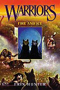 Warriors Series: Fire and Ice (Warriors #02) Cover