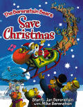 The Berenstain Bears Save Christmas Cover